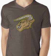 Deathclaw Men's V-Neck T-Shirt