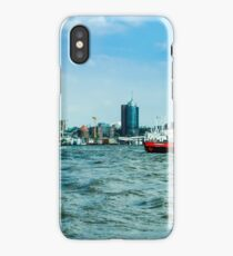 hamburger hafen 01 iPhone Case