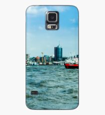 hamburger hafen 01 Case/Skin for Samsung Galaxy