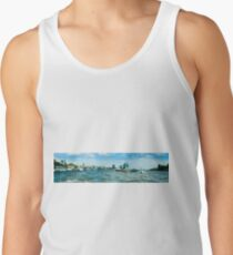 hamburger hafen 01 Tank Top