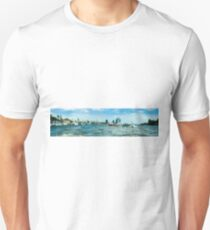 hamburger hafen 01 Unisex T-Shirt