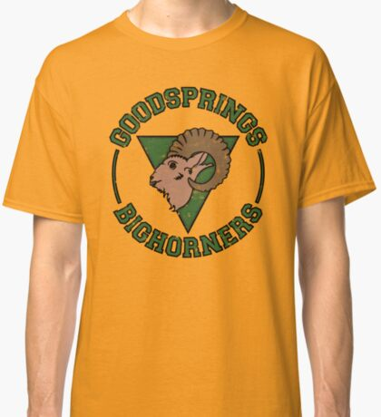 Goodsprings Bighorners Classic T-Shirt