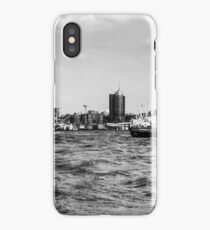 hamburger hafen 02 iPhone Case