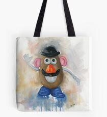 Mr Potato Head - vintage nostalgia  Tote Bag