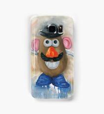 Mr Potato Head - vintage nostalgia  Samsung Galaxy Case/Skin
