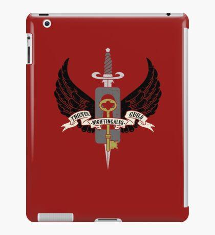 Nightingales iPad Case/Skin