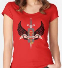 Nightingales Women's Fitted Scoop T-Shirt