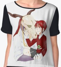 The Ancient Magus Bride Women's Chiffon Top