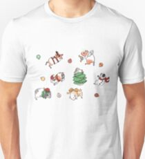 Christmas Guinea Pigs T-Shirt
