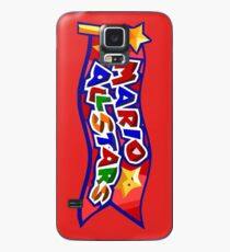The Mario All Stars Case/Skin for Samsung Galaxy