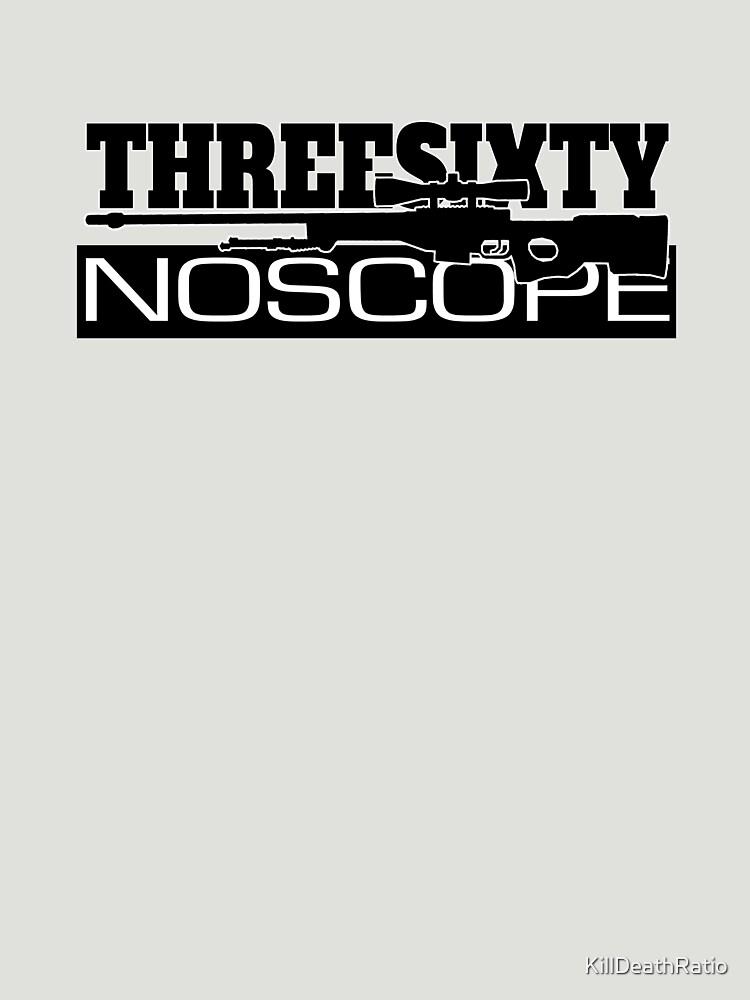 CounterStrike 360 NoScope AWP de KillDeathRatio