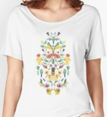 Jugend Goes Bananas! Women's Relaxed Fit T-Shirt