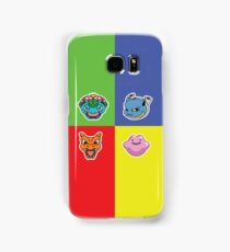 Pokemon Forever blue'n'red Samsung Galaxy Case/Skin