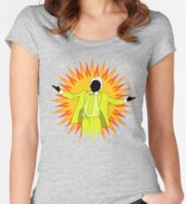 Dayman Women's Fitted Scoop T-Shirt