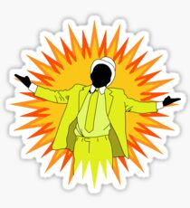 Dayman Sticker