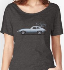 The 1965 E-Type Women's Relaxed Fit T-Shirt