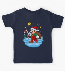 Mario Xmas Kids Clothes