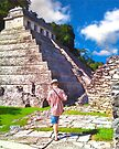 Discovering Palenque - Mayan Ruins in Mexico by Mark Tisdale