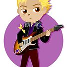 Chibi FT: Laxus by artsy-alice