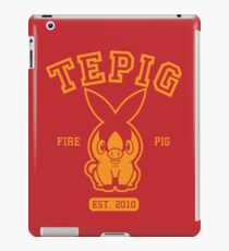 Tepig - College Style iPad Case/Skin