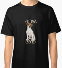 Jack Russell Terrier Dad Father Classic T-Shirt