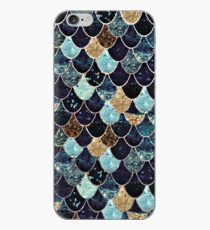 MYSTIC MERMAID BLUE iPhone Case