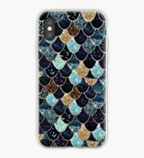 MYSTIC MERMAID BLUE iPhone-Hülle & Cover