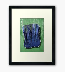 Nature Abstract Framed Print