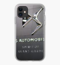 Citroen French Automobile 4 iphone case