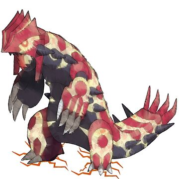 Only Primal Groudon (Pokemon Omega Ruby) by PowerArtist