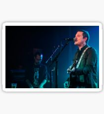 Brian Fallon at Concorde 2 Brighton Sticker