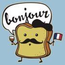 French Toast by DetourShirts