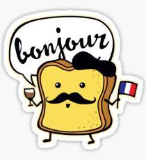 French Toast Sticker