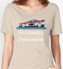 Italian racing Women's Relaxed Fit T-Shirt