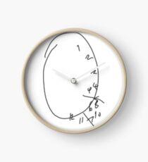 Reloj diseño de la voluntad