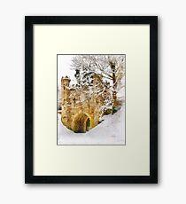 Reigate Castle Framed Print