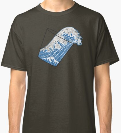 Glass Half Full Event Horizon Classic T-Shirt