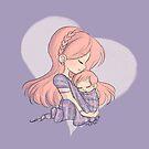 « Amour en écharpe » par mimikaweb
