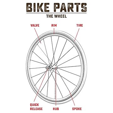 Bike Parts: The Wheel by kaipehkonen