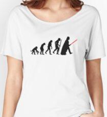 Evolution  lightsaber Women's Relaxed Fit T-Shirt