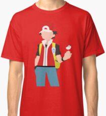 Red (Simplistic) Classic T-Shirt