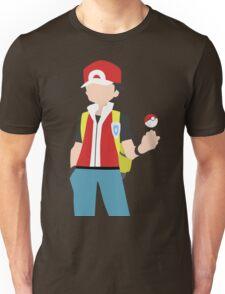 Red (Simplistic) Unisex T-Shirt