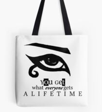 Lifetime Tote Bag
