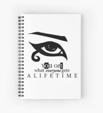 Lifetime Spiral Notebook