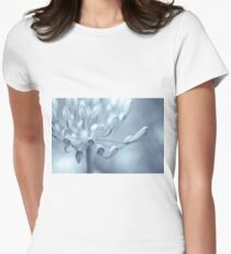 Lady in Blue Women's Fitted T-Shirt