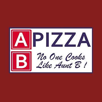AB Pizza (Bad Blood) by hybridmindart