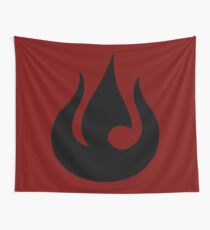 Feuernation Royal Banner Wandbehang