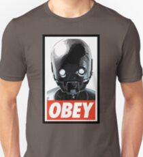 Obey K-2SO Unisex T-Shirt