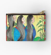 Three Sisters II Studio Pouch
