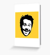 Charlie Day Greeting Card